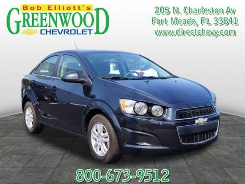 Certified Used Chevrolet Sonic LT Auto
