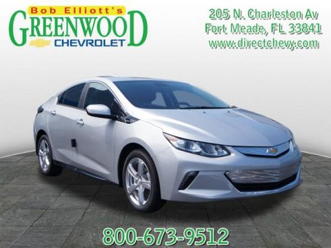 New Chevrolet Volt LT