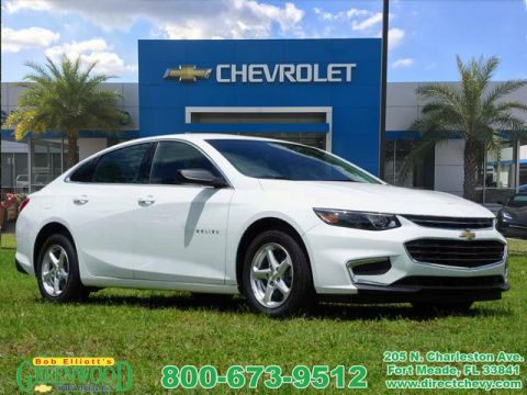 New Chevrolet Malibu LS