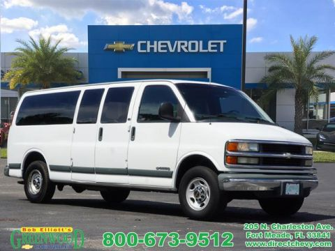 Used Chevrolet Express Passenger 3500 155IN WB