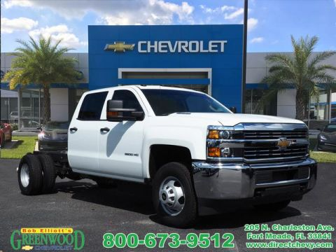 Certified Used Chevrolet SILVERADO 3500H Work Truck