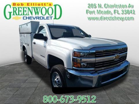 Certified Used Chevrolet Silverado 2500HD Work Truck