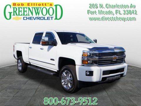 Certified Used Chevrolet Silverado 2500HD High Country