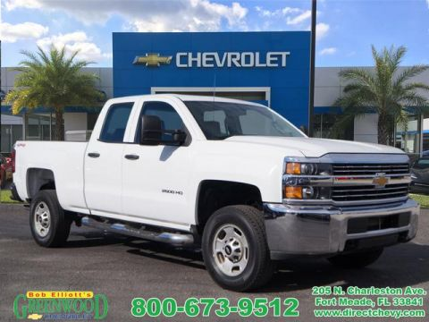 Used Chevrolet Silverado 2500HD Work Truck