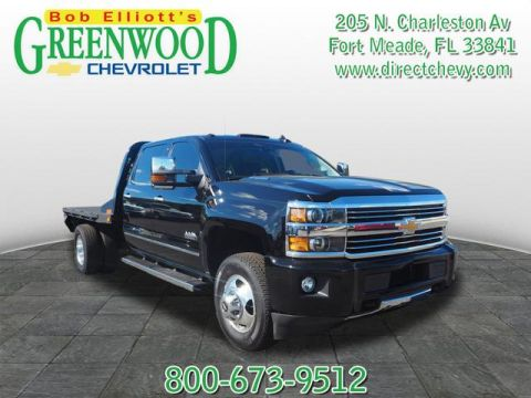 Certified Used Chevrolet Silverado 3500HD High Country