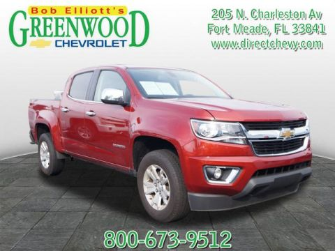 Certified Used Chevrolet Colorado LT