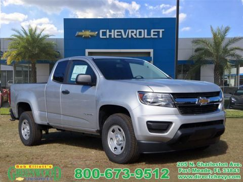 New Chevrolet Colorado Work Truck