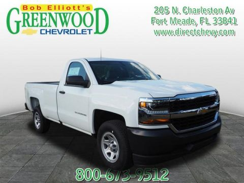 New Chevrolet Silverado 1500 LS