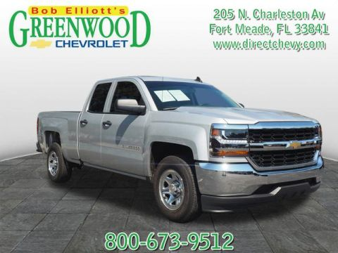 Certified Used Chevrolet Silverado 1500 LS