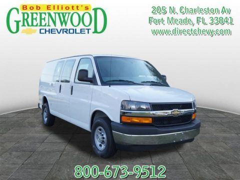 New Chevrolet Express Cargo 2500