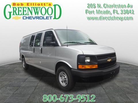 Certified Used Chevrolet Express Cargo 2500