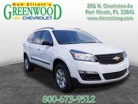 New Chevrolet Traverse LS