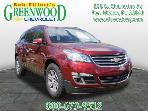 New Chevrolet Traverse LT