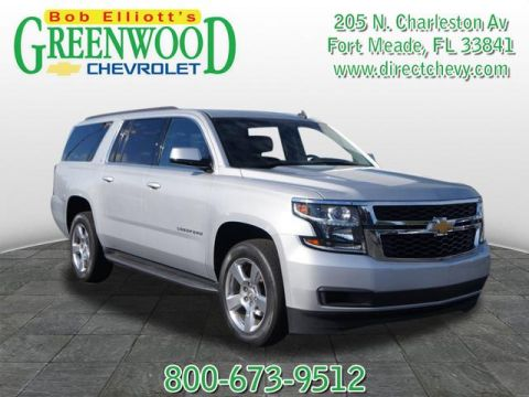 Certified Used Chevrolet Suburban LT 1500