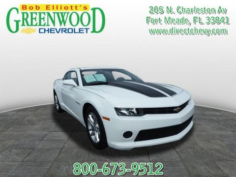 Certified Used Chevrolet Camaro LS