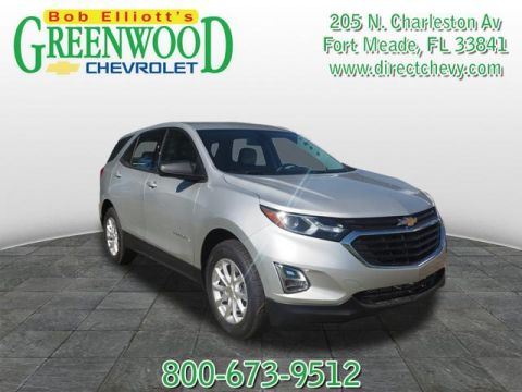 New Chevrolet Equinox LS