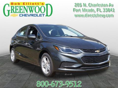New Chevrolet Cruze LT Auto