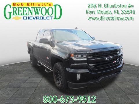 Certified Used Chevrolet Silverado 1500 LTZ