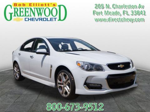New Chevrolet SS Base