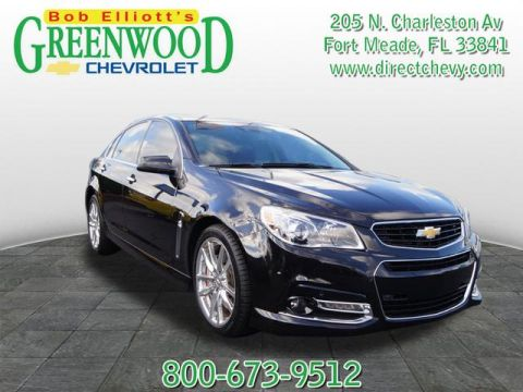 Certified Used Chevrolet SS Base
