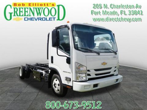 New Chevrolet 4500HD DIESEL