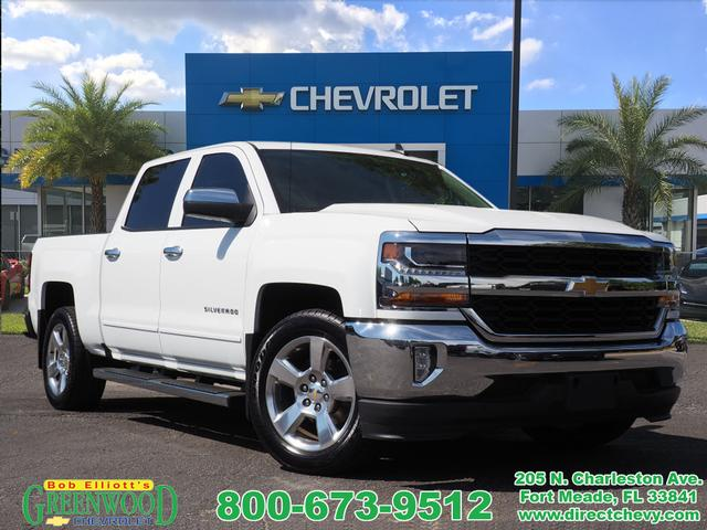 detail crew lt at cab silverado chevrolet used w